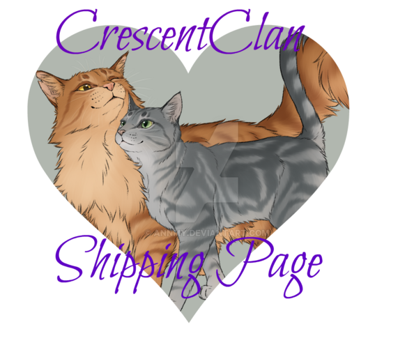 Purebreds lionblaze and cinderheart by annmy-d9z0yd3