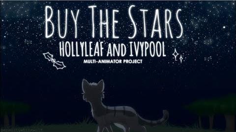 ☆Buy the Stars - Hollyleaf & Ivypool - Warriors MAP☆