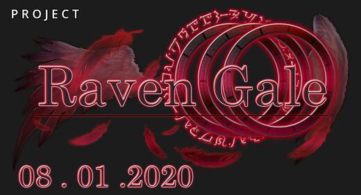 Raven Gale Teaser Poster 1