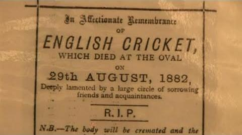 How To Speak Intelligently About The Ashes
