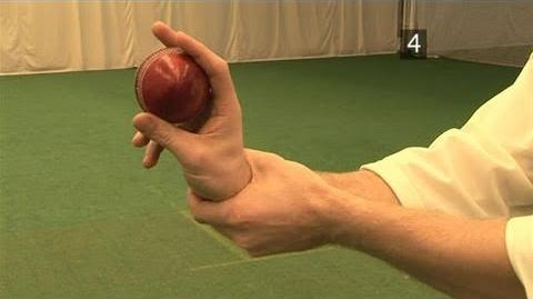 How To Bowl Fast By Gripping The Ball Properly