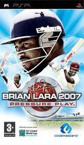 Brian Lara 2007 Pressure Play cover