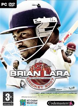 Brian lara 2007
