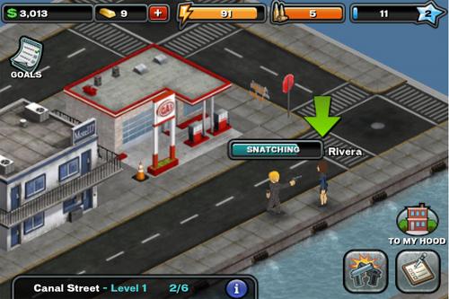Crime City iOS