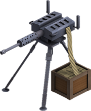 Machinegunturret