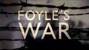 Foyle's War title card
