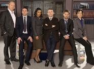 The new cast of Law and Order UK