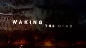 Waking the Dead title card
