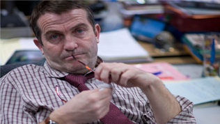 Bradley Walsh as DS Ronnie Brooks