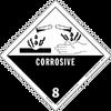 HAZMAT Class 8 Corrosive