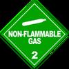 HAZMAT Class 2-2 Nonflammable Gas