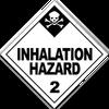 HAZMAT Class 2-3 Inhalation Hazard (Alt)