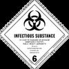 HAZMAT Class 6-2 Biohazard