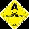 HAZMAT Class 5-2 Organic Peroxide Oxidizing Agent