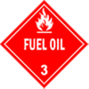 HAZMAT Class 3 Fuel Oil