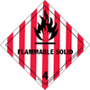 HAZMAT Class 4-1 Flammable Solid