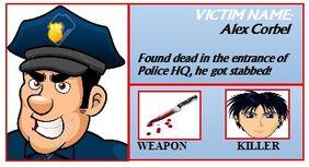 Criminal Case 2 - Case -1 Info
