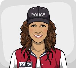 police rosalinda