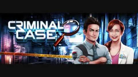 Criminal Case Facebook Game - Main Theme
