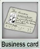 Card of buisness-0