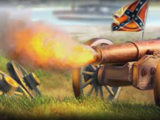 Blast of the Cannon