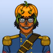 Edward Halloween