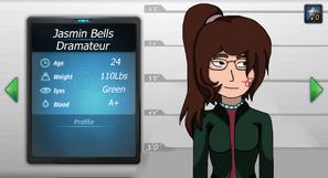 Jasmin profile