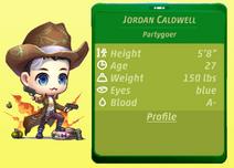 8 - Jordan Caldwell