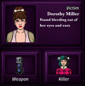 Melanie Kills Timothy