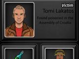 A Traitor Among Friends