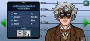 Harold Fiddlehorns suspect