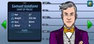 Samuel Goldlane suspect