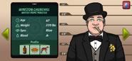 Winston Churchill suspect complete russia