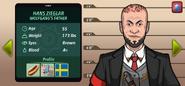 Hans Zieglar suspect complete