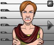 Harriet Ties mugshot