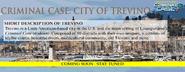 Trevino Reveal