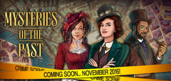 Mysteries of the Past Teaser