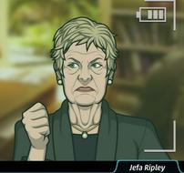 Ripley determinada 2
