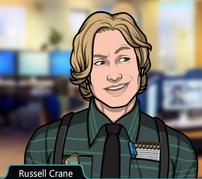 26 Russell Sonriendo