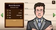 Archie Rochester 50
