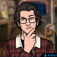 Arthur en Abracadabra