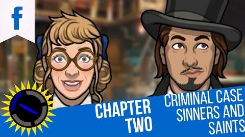 Criminal Case Mysteries of the Past Case 19 Sinners and Saints Chapter 2