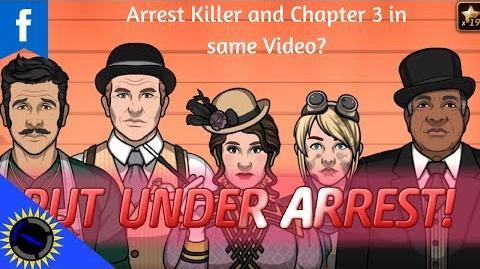Criminal Case Mysteries of the Past Case 32 - Civil Blood Chapter 3 and Arrest Killer!