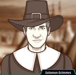 Solomon en algunos retrocesos