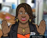 Gloria Apaciguando