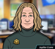 4 Jupiter Crane, marido de Caroline.
