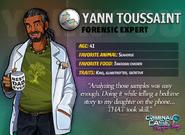 Yann Toussaint Info 2017