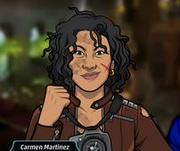 Carmen lesionada 2