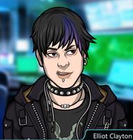 Elliot sonriendo 3