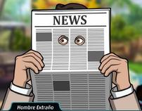 Ramirez - Hombre Extraño 1